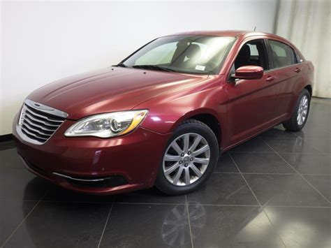 2013 Chrysler 200 For Sale by 2013 Chrysler 200 Touring For Sale In Indianapolis