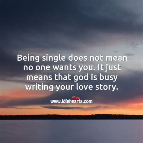 Are You Single And Loving It Or Not by Being Single Quotes On Idlehearts
