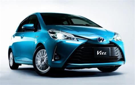 Toyota Vitz Japanese Used Toyota Vitz Jewela Hybrid 2017 Cars For Sale