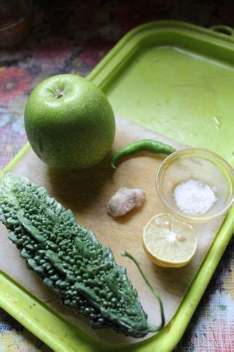 Bitter Gourd Detox Recipe by The World S Catalog Of Ideas