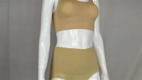 Womens High Waist Slimming Pantieskorset s high waist tummy black slim waist