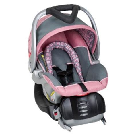 baby trend car seat pink new baby trend encore travel system stroller car seat