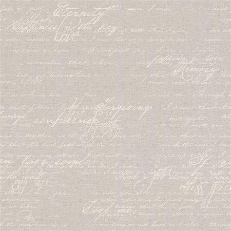 rasch wallpaper wallpaper rasch florentine writing vintage grey 449556
