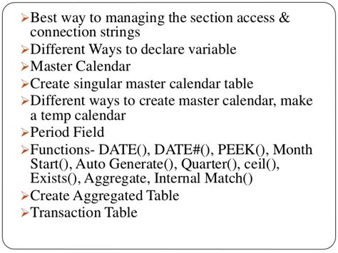 qlikview section access tutorial qlikview online training