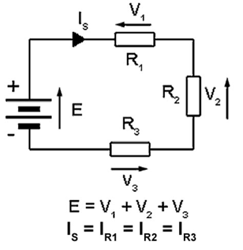 series resistor connection series and parallel resistors