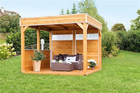 pavillon selber machen pavillon selber bauen anleitung 25 elegante