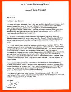 Vice Principal Cover Letter by Principal Cover Letter Quotes