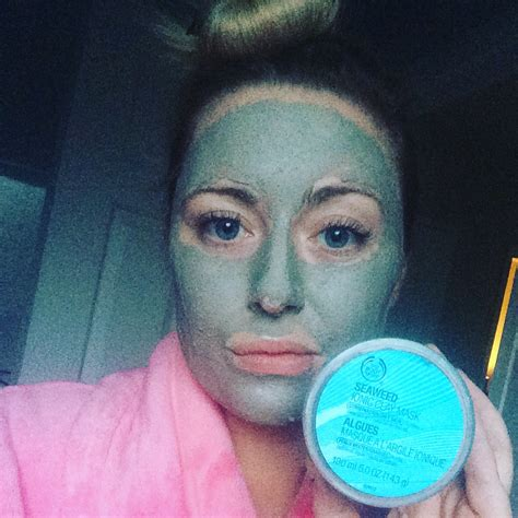 Seaweed Clay Mask Seawed Clay Mask review the shop seaweed ionic clay mask