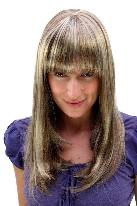 Haare Strähnen by Braune Haare Str 228 Hnen 15 Braune Haare Mit Chunky