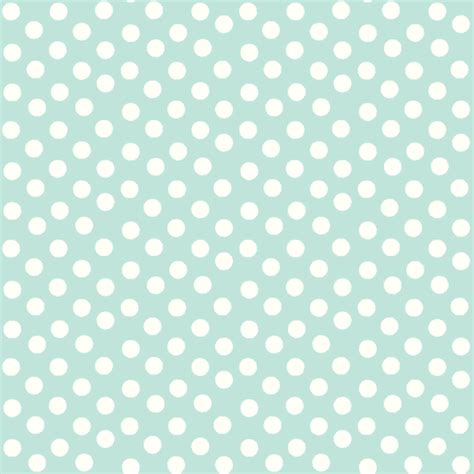 pretty polka dots  mint fabric thepinkhome spoonflower
