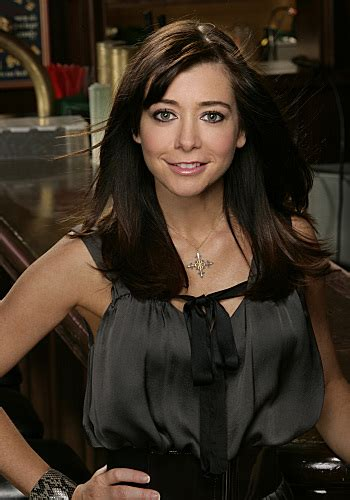 Alyson Hannigan At How I Met Your by Alyson Hannigan In How I Met Your 169 208 Cbs Monty