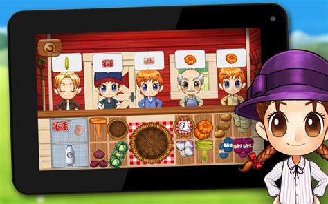 Wangian Mobil Halvest 05 harvest moon lil farmers gets released today for mobile