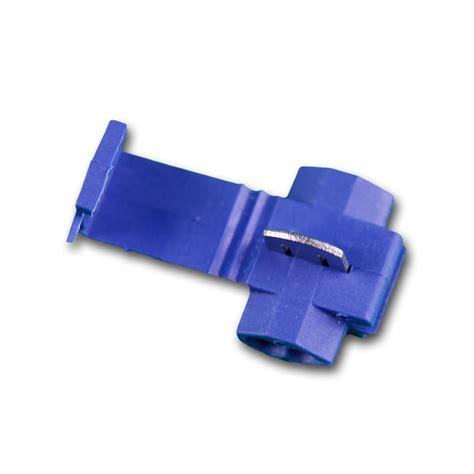 Snap Lock Splice Wire Connector Jumper Kabel scotchlock snap click terminal spade connection crimp wire scotchlok ebay