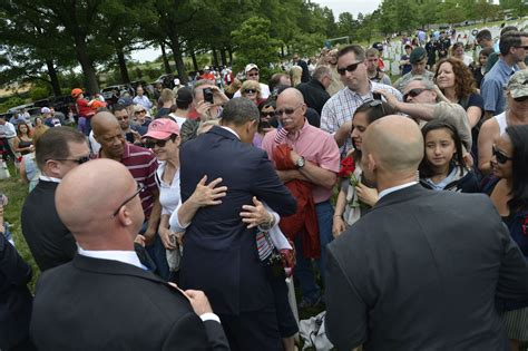 how to section a family member file u s president barack obama hugs a grieving gold star