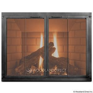 Bi Fold Fireplace Doors by Modern Studio Bi Fold Fireplace Door