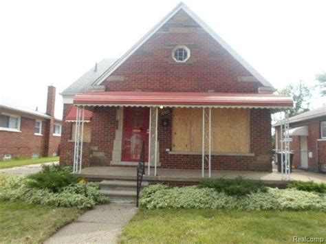 detroit michigan reo homes foreclosures in detroit
