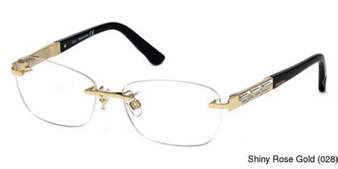buy swarovski sk5094 rimless frameless prescription