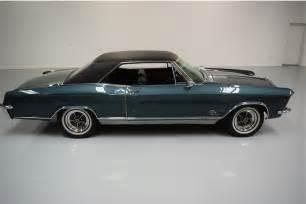 1965 Buick Gs 1965 Buick Riviera Gran Sport Myrod