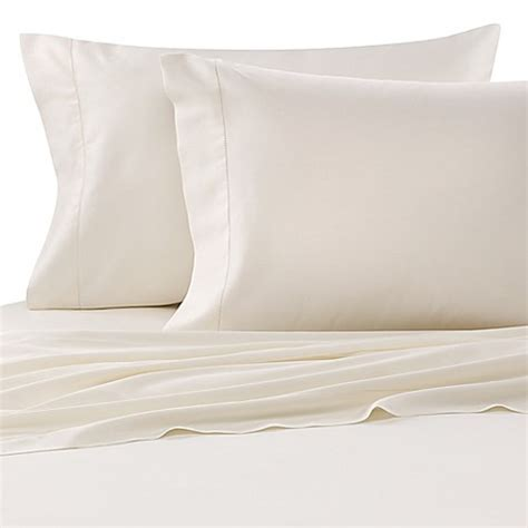 bed bath and beyond egyptian cotton sheets buy bellino raso egyptian cotton queen fitted sheet in