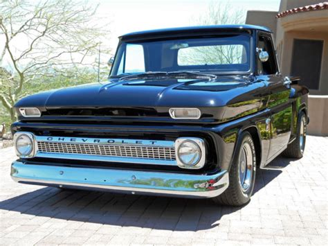 1964 chevrolet c10 frame restoration 1965 excellent