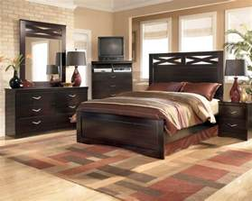 Ashley Bedroom Furniture Millenium Collection Ashley Furniture Millennium Collection With Wood Table