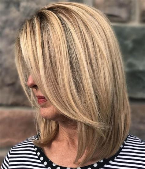 womens hairstyles over 20 blond 60 most prominent hairstyles for women over 40