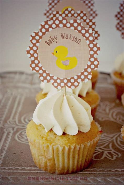 Yellow Duck Baby Shower Decorations by Duck Yellow Vintage Baby Shower Baby Shower Ideas