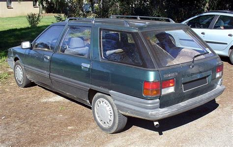 renault 21 nevada photos and comments www picautos