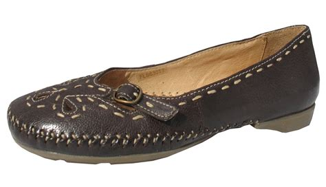 soft leather flat shoes soft brown leather flat shoes reduced to 163 28