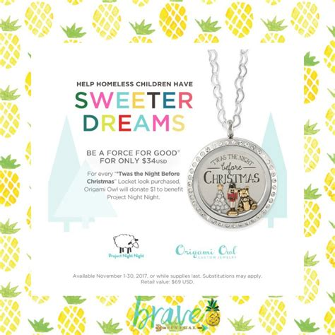 origami owl november special november exclusives from origami owl shop host join
