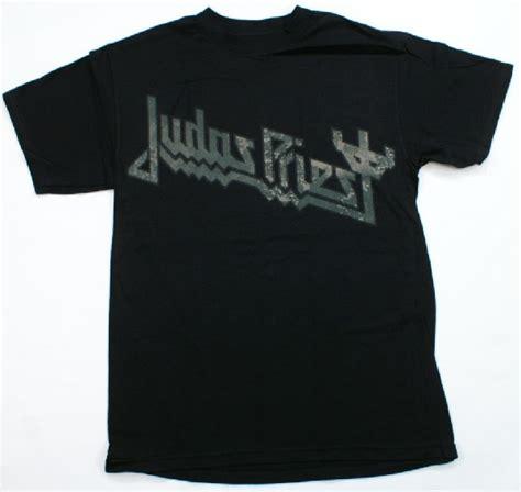 T Shirt Tree Hardrock judas priest classic logo t shirt rock black