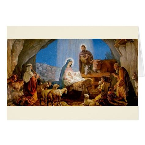 experiencing the nativity within the history the mystery and the practices of birth mystical transformation series volume 3 books vintage nativity religious card zazzle