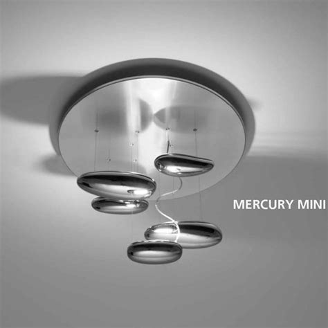 artemide mercury soffitto artemide mercury mini soffitto