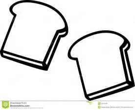 Sandwich Toaster Recipes Butter Toast Coloring Pages
