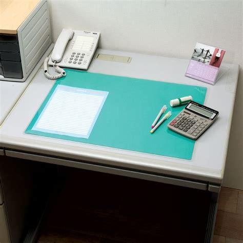 enetroom rakuten global market desk mat clear pvc sheet