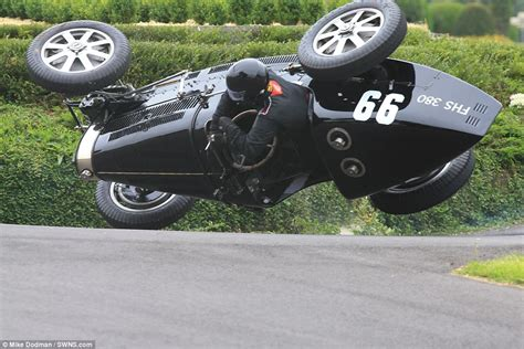 bugatti crash for sale car fan is lucky to survive after being rushed to