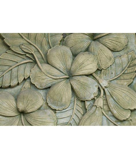 flower design on wall buy anushka wall tiles flower design set of 6 online at