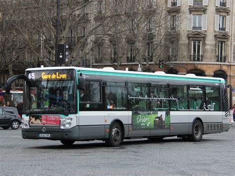 trans phototh 232 que autobus irisbus citelis ratp