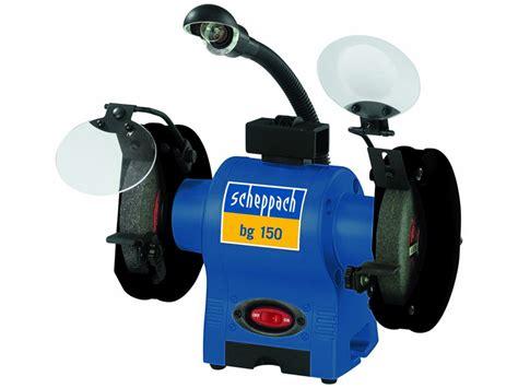 scheppach bench grinder corded power tools grinders nibblers