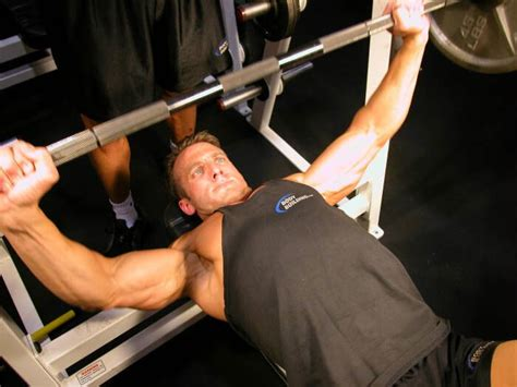 big bench press routine what s the best workout to increase your bench