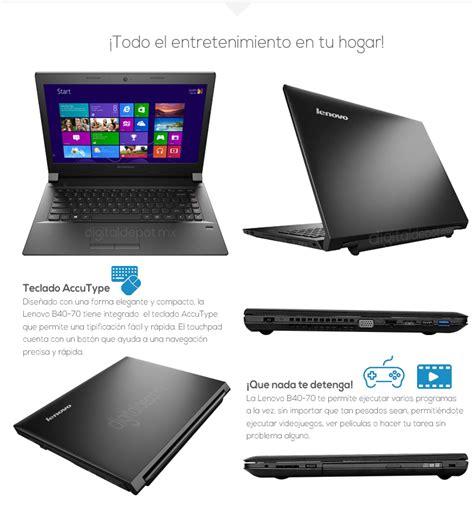 Lenovo Notebook B40 70 I3 4030u laptop lenovo b40 70 i3 4gb ram 500gb dd digital depot