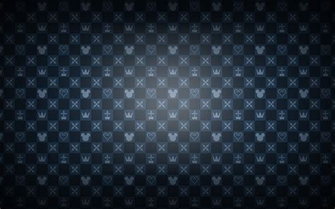 kingdom hearts pattern kingdom hearts pattern wallpaper 14547
