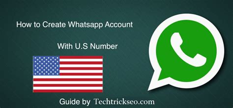 1 Simple Trick To Create - 100 working create whatsapp account with usa 1 number