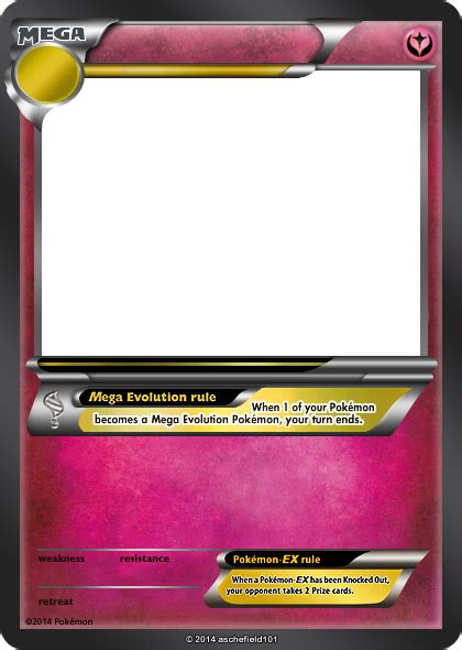 shiny templates credit card novafile xy blanks mega by aschefield101 on deviantart