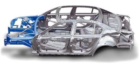 unibody design meaning body on frame vs unibody construction web2carz