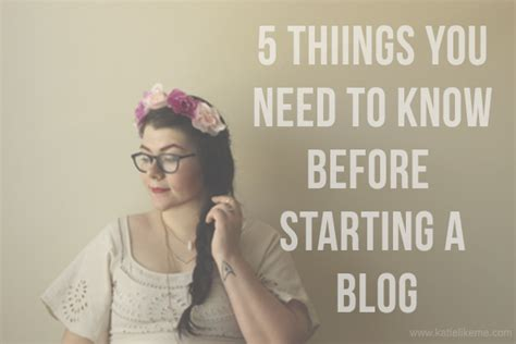 Dear 40 Things You Need To Before You Go 5 things you need to before starting a like me