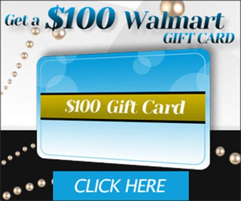 100 Walmart Gift Card Free - free walmart gift card