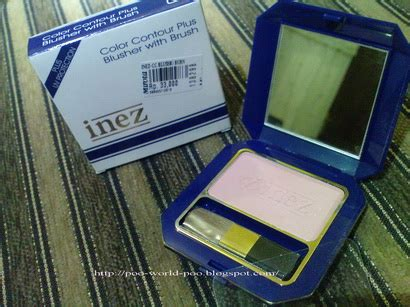 Harga Blush On Inez Terbaru phu s world inez blushes swatches and review