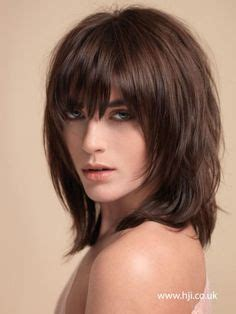 silver white low lites in shag hair styles short layered medium length haircut lots of layers in