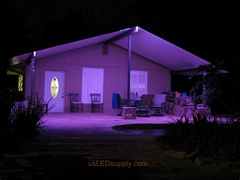 Patio Led Lights Project Ideas Photos And